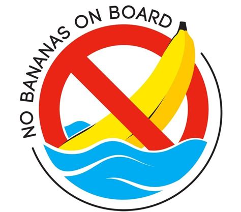 no bananas on the boat top 5 myths about quot no bananas on board quot your fishing boat