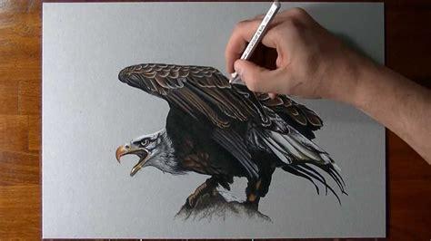 how i draw an eagle youtube