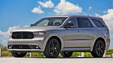 jeep durango 2016 driven 2016 dodge durango r t autoevolution