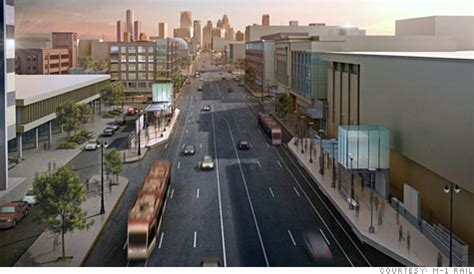 Detroit Light Rail by Motor City To Rail City Can Streetcars Save Detroit