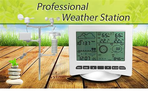 home digital display weather station sales