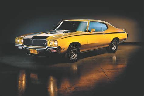 the 1970 buick gsx quarto drives