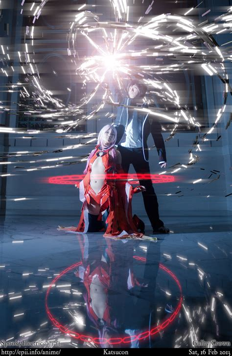 ähnliche anime wie guilty crown guilty crown shu and inori foto 2017