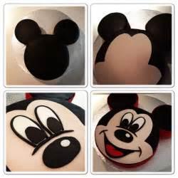 labkry mickey mouse cake tutorial pinterest 2nd