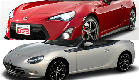 toyota 86 style cb pictures evo toyota gt 86 gets trd and style cb limited editions in