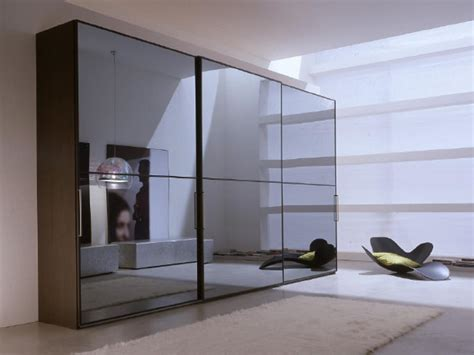 Options For Mirrored Closet Doors Hgtv Closet With Glass Doors