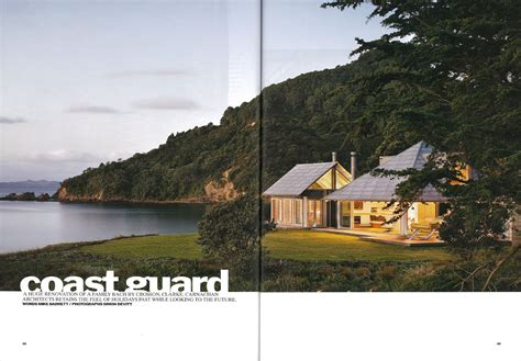 house design magazines nz news items crosson architects crosson architects