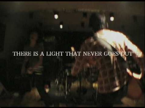 never out clear lights there is a light that never goes out quot shoutou quot