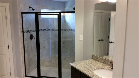 bathtub model economics landon model master bath roman shower layout ryan homes pinterest bath