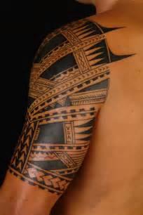 27 oberarm tattoo ideen f 252 r m 228 nner maori und tribal motive