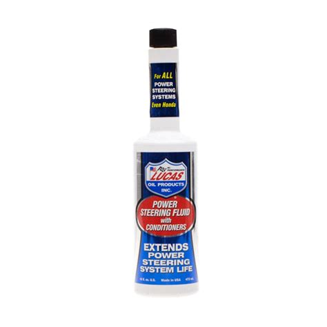 Lucas Power Steering With Conditioner jual lucas power steering fluid conditioner oli power steering 473 ml harga