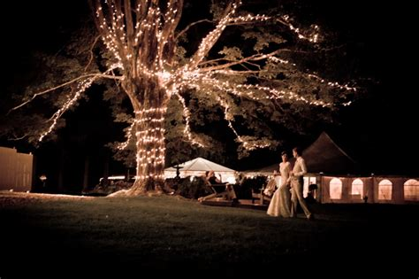 your wedding support let there be light fairy lights
