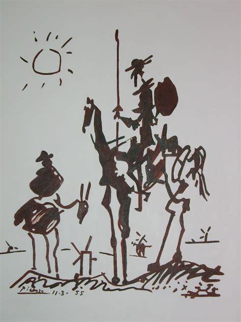 don quixote the gallery for gt don quixote picasso wallpaper