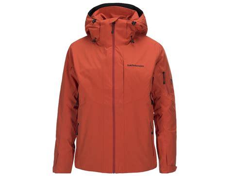 Jas Marun Blazer peak performance maroon 2 jacket ski jas avantisport nl