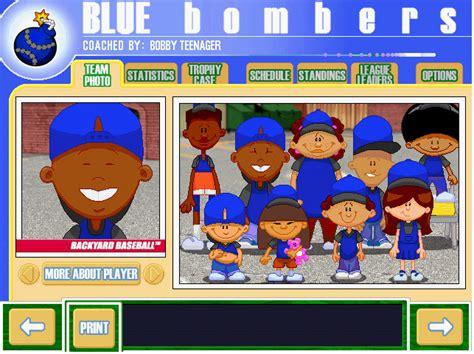 kenny backyard baseball backyard baseball 2001 erik haldi