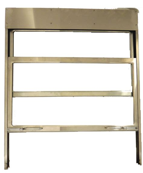 pass through window pass through window assembly continental metal products