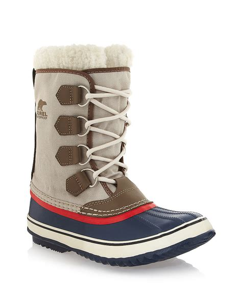 sorel boots sale sorel s winter carnival leather boots designer
