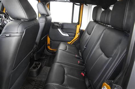 Jeep Wrangler Interior Back Seat Jeep Wrangler Rubicon X On Sale In Australia From 52 000