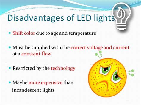disadvantages of led light bulbs innovation in lighting latest