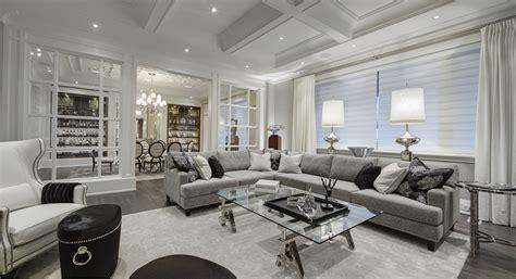 interior design richmond hill luxury millionaire mansion with impeccable architecture
