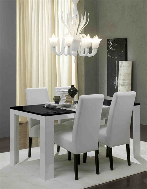 white dining room tables and chairs elegant black and white dining room pictures light of