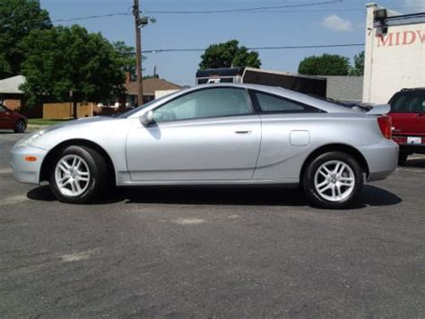 2001 Toyota Celica Mpg Sell Used 2001 Toyota Celica Gt In 535 N 6th St Wood