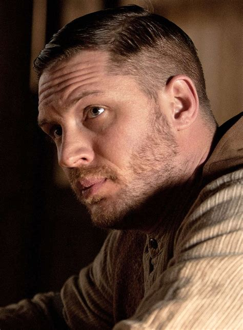 tom hardy hairstyle tom hardy lawless old fashioned gentlemen s cut close