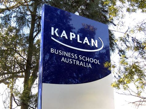 Kaplan Business School Australia Mba by Study In Kaplan Business School