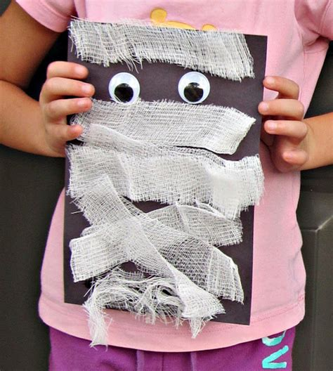 scary crafts for todaysmama ten spooky and scary crafts for