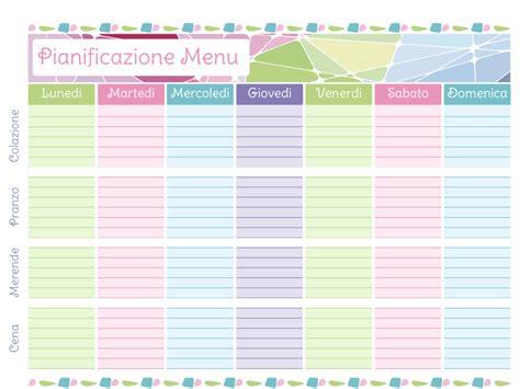 tabella alimentare settimanale supermamy it 249 mensile ecco come si risparmia http