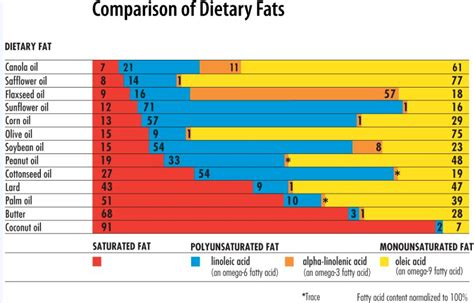 healthiest dietary fats the the bad and the hydrogenated how to choose the