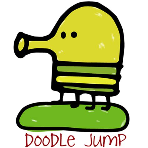 How To Draw The Doodler From Doodle Jump With Easy