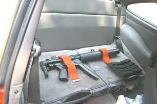 truck gun wanna hide a gun in your car here s a few ideas 30