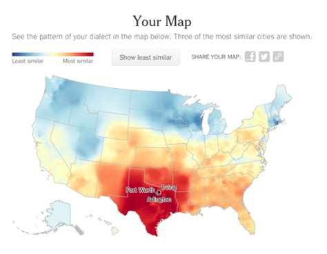 kentucky dialect map patterico s pontifications 187 where are you from take the