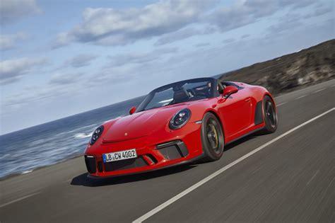 2020 Porsche Speedster by 2020 Porsche 911 Speedster In