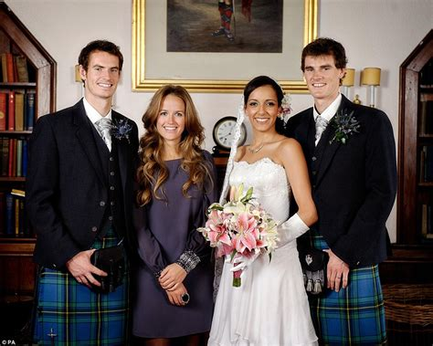 andy murray wedding andy murray and kim sears pictured through the years as