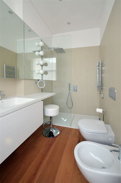 get drenched in the gorgeous bathroom interiors for an traditional victorian terrace apartment in london gets a