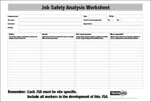 Jsa Template Free safety analysis template 6 free word pdf documents