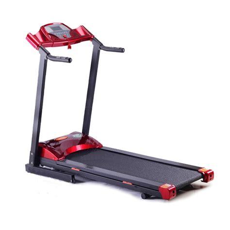 Treadmill Elektrik Komersial 1 Fungsi Idi00ac treadmill elektrik 1 fungsi divo qnz421 elevenia