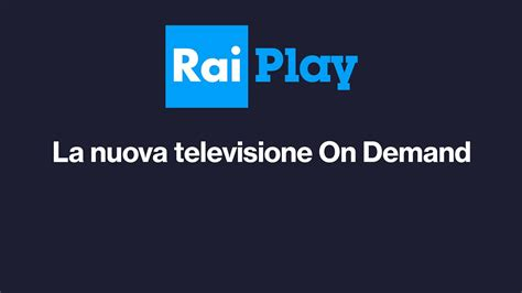 film gratis rai tv paolo buffa 187 rai play piattaforma di contenuti video