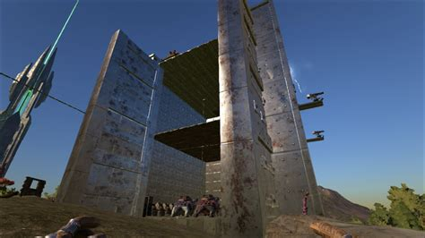 House Plans With Turrets by Base Designs Post Pics Of Your Base Here Playark