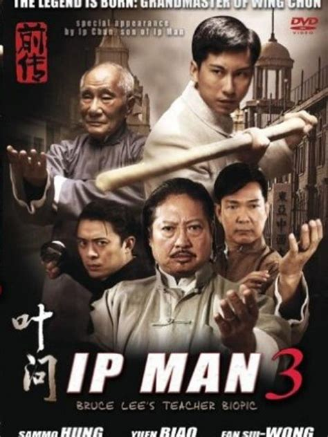 streaming film sub indo ip man 3 mike tyson tantang donnie yen di trailer ip man 3 celeb