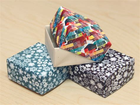 Make Paper Gift Box - how to make paper gift boxes world of pineapple
