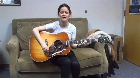 maren morris no makeup maren morris quot my church quot acoustic youtube