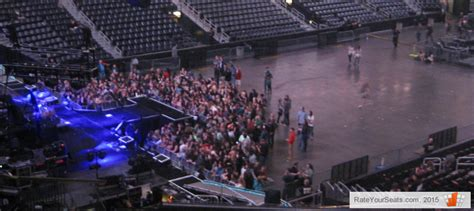 pepsi center seating concert pepsi center concert seating chart interactive map