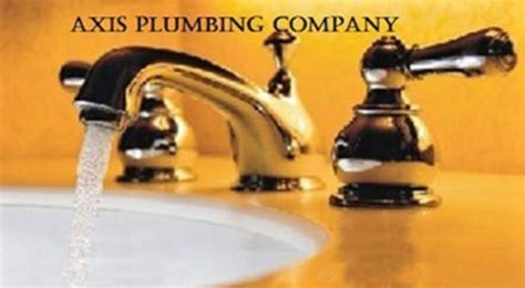 Axis Plumbing by Knowledge From Sbdc At Siue Equips Owners To Launch Axis