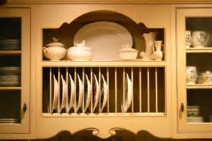 Plate Rack Kitchen Cabinet by Plate Rack
