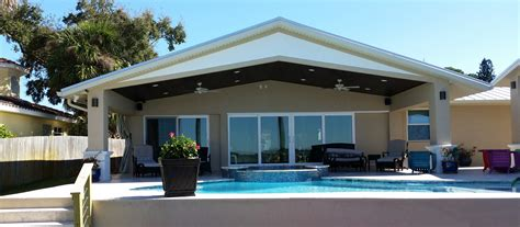 what is a lanai in a house merritt island lanai pool cabana addition armistead design drafting