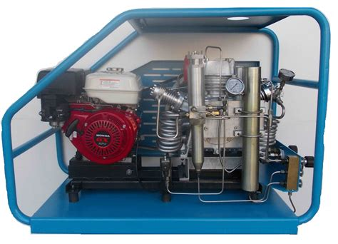 china high pressure compressor for breathe 200l min 300bar diesel photos pictures made in