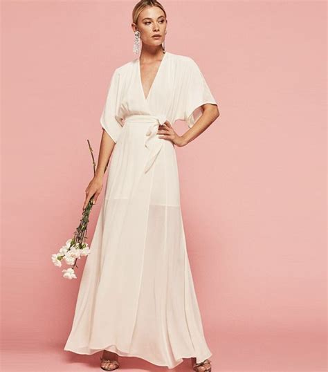 Best High Street Wedding Dresses: Affordable Styles We